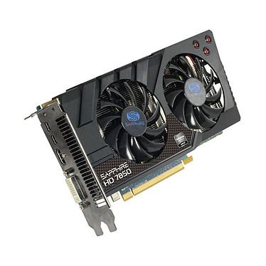Acheter Sapphire Radeon HD 7850 OC Edition 2 Go