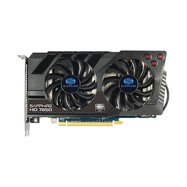 Avis Sapphire Radeon HD 7850 OC Edition 2 Go
