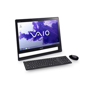 """Sony VAIO VPC-J23M9E Intel Core i3-2350M 4 Go 750 Go LCD 21.5"""" Tactile Graveur DVD Wi-Fi N Webcam Windows 7 Professionnel 64 bits"""