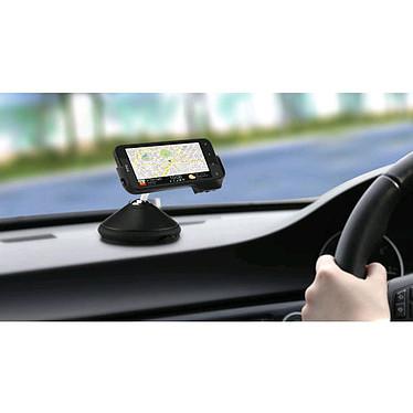 HTC Kit d'accessoires de voiture CAR D130 pour HTC One V Support et chargeur voiture pour HTC One V