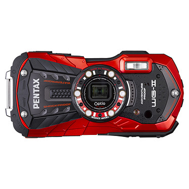 Pentax Optio WG2 Rouge