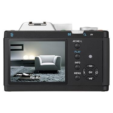 Avis Pentax K-01 Noir + Objectif 18-55 mm