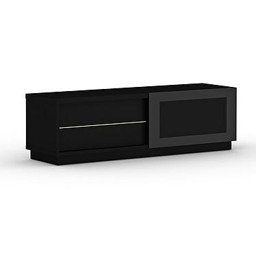 Elmob Harmony HA 160-02 Noir Meuble pour écran plat 60 pouces