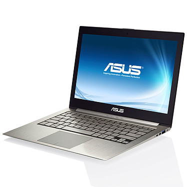 "Asus ZenBook UX31E-TY009X Intel Core i5-2557M 4 Go SSD 128 Go 13.3"" LED Wi-Fi N/Bluetooth Webcam Windows 7 Professionnel 64 bits (garantie constructeur 2 ans)"
