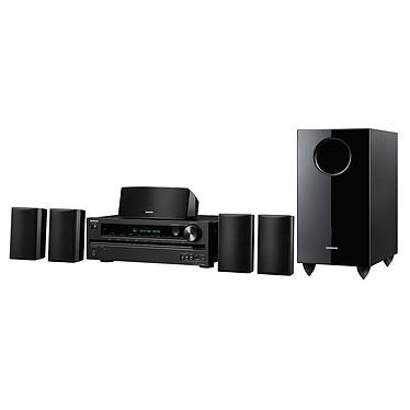 Onkyo HT-S4505 Noir Ampli-tuner Home Cinéma 3D ready et Décodeurs HD + Pack d'enceintes 5.1