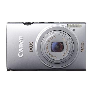 Canon IXUS 125 HS Argent