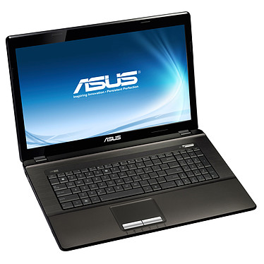 "ASUS K73SD-TY165V Intel Core i7-2670QM 4 Go 750 Go 17.3"" LED NVIDIA GeForce GT 610M Graveur DVD Wi-Fi N/Bluetooth Webcam Windows 7 Premium 64 bits (garantie constructeur 2 ans)"