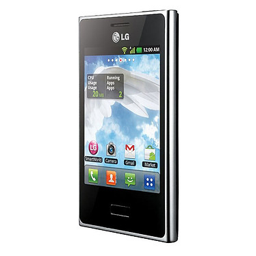 LG Optimus L3 Noir