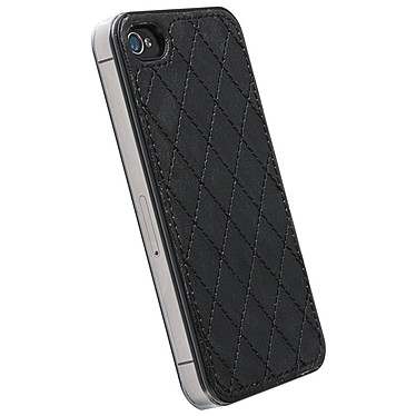 Krusell Avenyn Mobile Undercover Noire pour iPhone 4/4S
