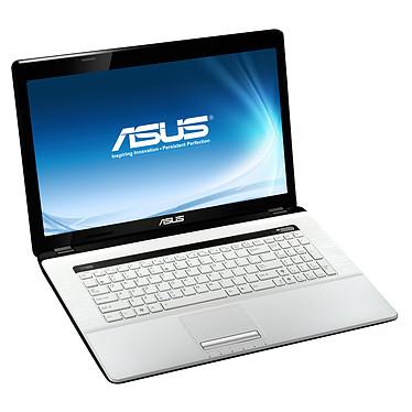 """ASUS K73SD-TY207V Blanc Intel Core i3-2350M 4 Go 500 Go 17.3"""" LED NVIDIA GeForce GT 610M Graveur DVD Wi-Fi N Webcam Windows 7 Premium 64 bits (garantie constructeur 2 ans)"""