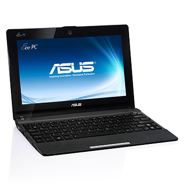 "ASUS Eee PC X101CH-BLK007U Intel Atom N2600 1 Go 320 Go 10.1"" LED Wi-Fi N Webcam Ubuntu"