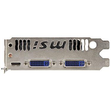 MSI N560GTX-SE-M2D1GD5/OC 1024 MB pas cher