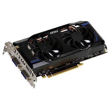 Avis MSI N560GTX-SE-M2D1GD5/OC 1024 MB