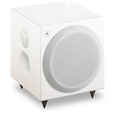 TRIANGLE Meteor 0.1 Tc Blanc Subwoofer 21 cm