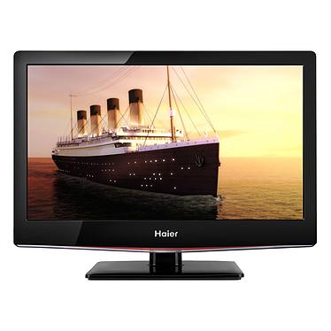 """Haier LET22C550H Téléviseur LED 22"""" (56 cm) 16/9 - 1366 x 768 pixels - Tuner TNT HD et Câble - HDTV 1080p"""