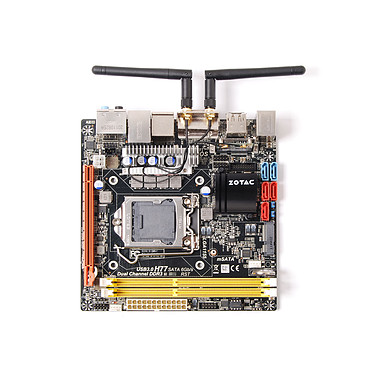 Avis ZOTAC H77-ITX WiFi Mini ITX