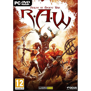 R.A.W. : Realms of Ancient War (PC)