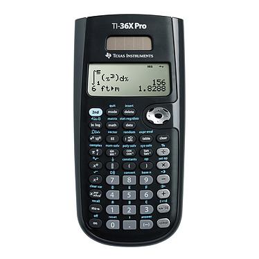 Texas Instruments TI-36x Pro Calculatrice scientifique avec affichage naturel MathPrint