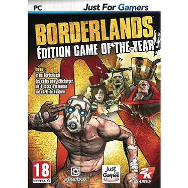 Borderlands GOTY (PC)
