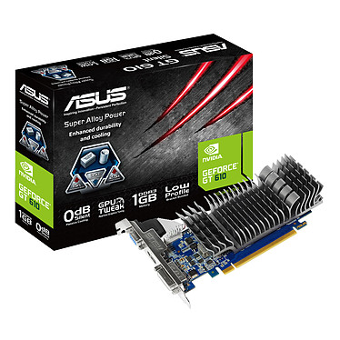 ASUS GeForce GT 610 Low Profile 1 GB
