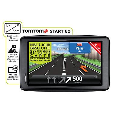 "TomTom Start 60 GPS 45 pays d'Europe Ecran 6"""