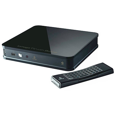 Iomega TV avec Boxee 1 To