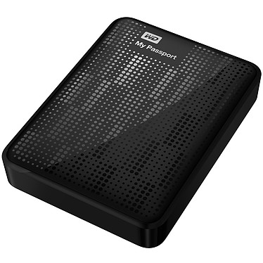 Acheter Western Digital My Passport 320 Go Noir (USB 3.0)