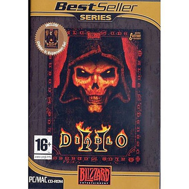 Diablo II - Pack jeu + extension (PC/MAC)