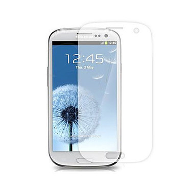 xqisit Film protecteur anti-reflets pour Samsung Galaxy SIII