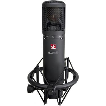 sE Electronics 2200aII C Microphone de studio électrostatique