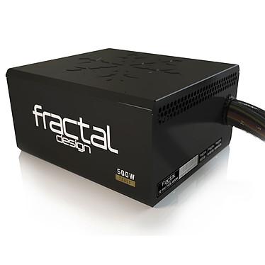 Fractal Design Tesla R2 500W Alimentation 500W ATX 12V 2.31/EPS 12V Ventilateur 135 mm - 80PLUS Gold