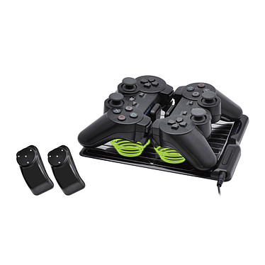 Playfect Wireless Charger & 2 battery jackets (PS3)