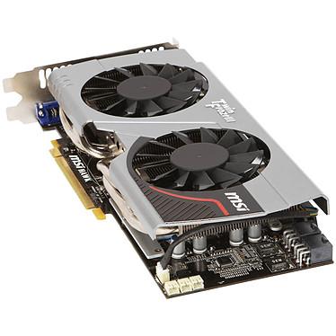 Acheter MSI N560GTX-Ti Hawk 1 GB