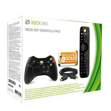 Pack Essentials (Xbox 360)