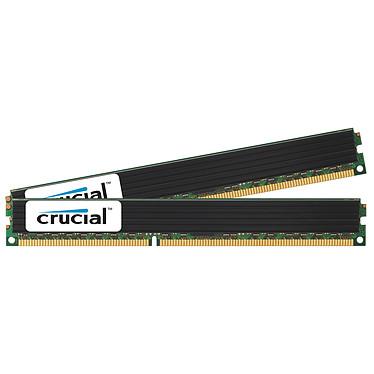 Crucial 8 Go (2 x 4 Go) DDR3 1333 MHz CL9 ECC Registered DR VLP X8