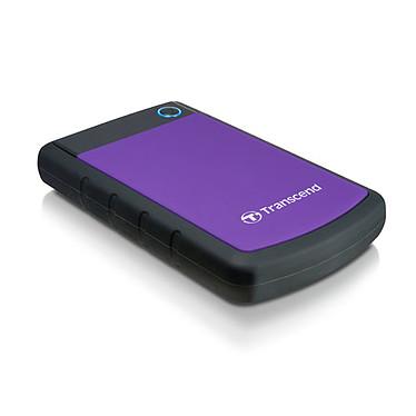 Transcend StoreJet 25H3P 500 Go (USB 3.0)