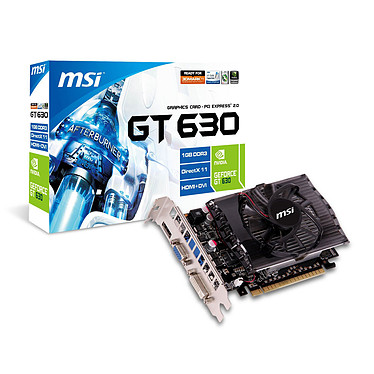 MSI N630GT-MD1GD3 1 GB