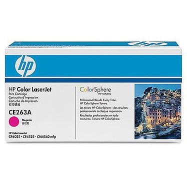HP CE263A Toner magenta HP LaserJet 648A
