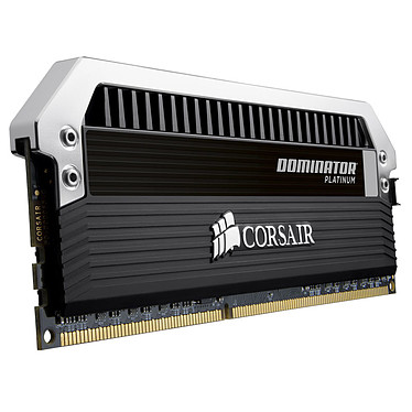 Acheter Corsair Dominator Platinum 16 Go (2 x 8 Go) DDR3 1866 MHz CL9