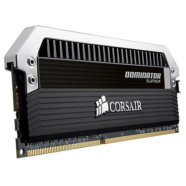 Acheter Corsair Dominator Platinum 16 Go (4 x 4Go) DDR3 2400 MHz CL9