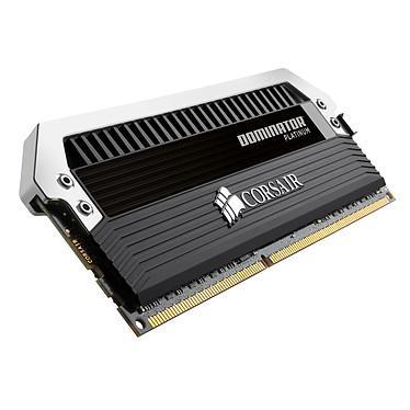 Avis Corsair Dominator Platinum 16 Go (4 x 4Go) DDR3 2400 MHz CL9