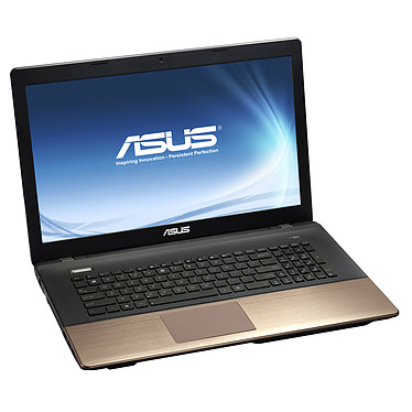 "ASUS K75VM-TY018V Intel Core i7-3610QM 6 Go 750 Go 17.3"" LED NVIDIA GeForce GT 630M Graveur DVD Wi-Fi N/BT Webcam Windows 7 Premium 64 bits (garantie constructeur 2 ans)"