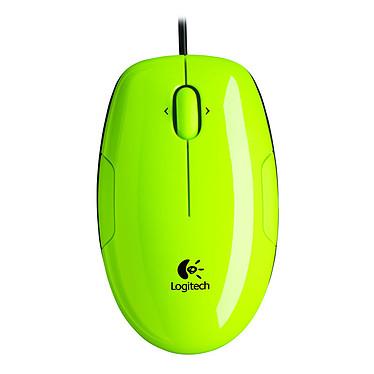 Logitech LS1 Laser Mouse (Acid Yellow) Souris laser filaire