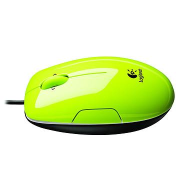 Acheter Logitech LS1 Laser Mouse (Acid Yellow)