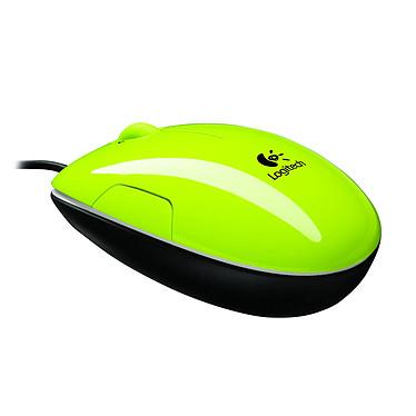 Avis Logitech LS1 Laser Mouse (Acid Yellow)