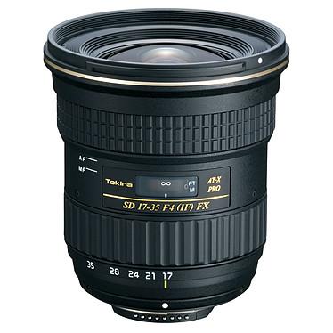 Tokina AT-X 17-35 F/4 Pro FX monture Canon