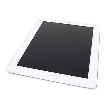 "Apple iPad 2 Wi-Fi 64 Go Blanc · Reconditionné Tablette Internet - Apple A5 1 GHz 512 Mo 64 Go 9.7"" LED tactile Wi-Fi N/Bluetooth Webcam iOS 4)"