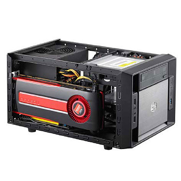 Acheter Cooler Master Elite 120 Advanced Noir