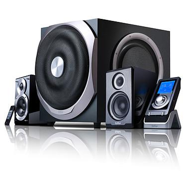 Edifier S730 Kit d'enceintes 2.1 300W avec entrées analogiques/numériques et télécommande sans fil
