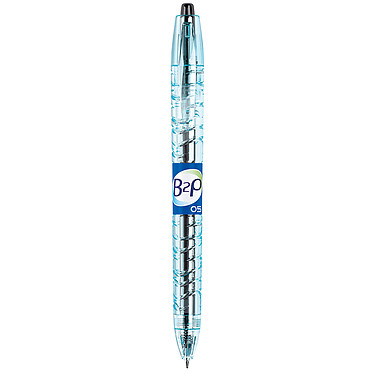 PILOT Begreen B2P noir pointe 0,5mm